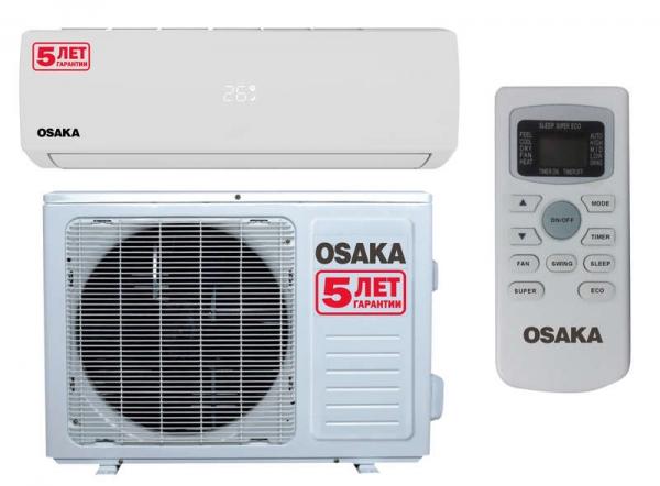 купить Кондиционер OSAKA ST-09 HH Elite